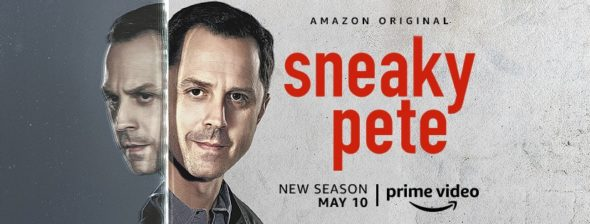 Sneaky Pete TV show on Amazon: season 3 viewer votes (cancel or renew season 4?)