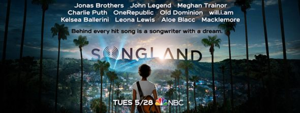 Songland TV show on NBC: season 1 ratings (canceled renewed season 2?)