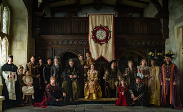 The Spanish Princess TV show on Starz: season 1 viewer votes (cancel or renew season 2?)