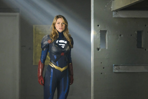 Supergirl on The CW: canceled or renewed?