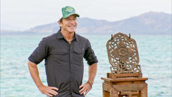 Survivor TV show on CBS: season 39 renewal (canceled or renewed?); Pictured: Jeff Probst