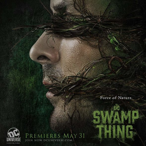 Swamp Thing TV show on DC Universe: canceled or season 2? (release date); Vulture Watch
