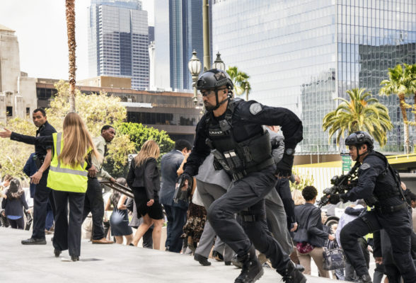 SWAT TV show on CBS: season 3 renewal for the 2019-20 season