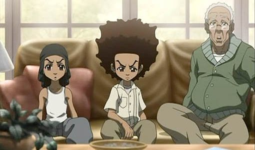 The Boondocks TV show on Adult Swim: (canceled or renewed?)