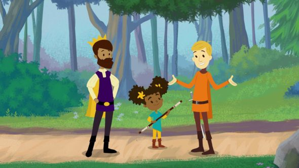 The Bravest Knight TV show on Hulu: (canceled or renewed?)