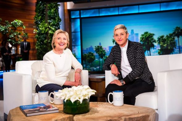 The Ellen DeGeneres Show TV show renewed through 2022; (canceled or renewed?)
