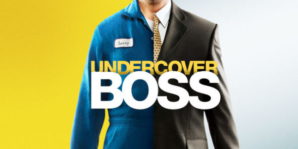 Undercover Boss TV show on CBS: season 10 renewal (canceled or renewed?)