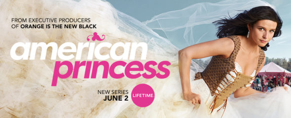 American Princess TV show on Lifetime: season 1 ratings (canceled or renewed season 2?)