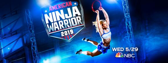 American Ninja Warrior TV show on NBC: season 10 ratings (canceled or renewed for season 12?)