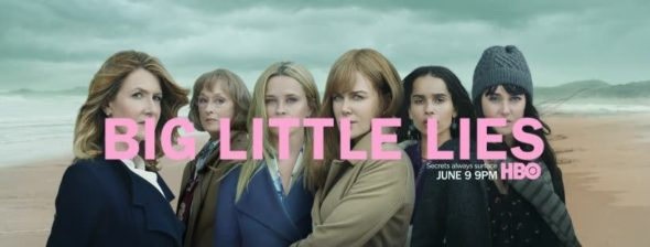 Big Little Lies TV show on HBO: season 2 ratings (canceled or renewed season 3?)