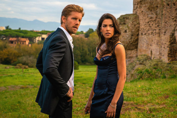 Blood & Treasure TV show on CBS renewed for season two; (canceled or renewed?)