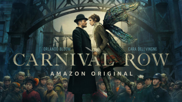 Carnival Row TV show on Amazon: (canceled or renewed?)
