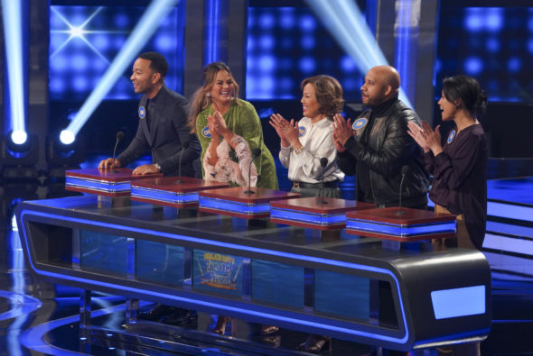 Celebrity Family Feud TV show on ABC: canceled or season 6? (release date); Vulture Watch