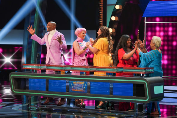 Celebrity Family Feud TV show on ABC: season 5 viewer votes (cancel or renew season 6?)