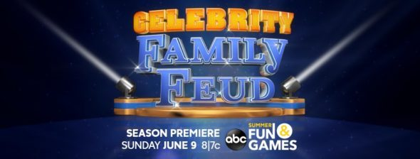 Celebrity Family Feud TV show on ABC: season 5 ratings (canceled or renewed season 6?)