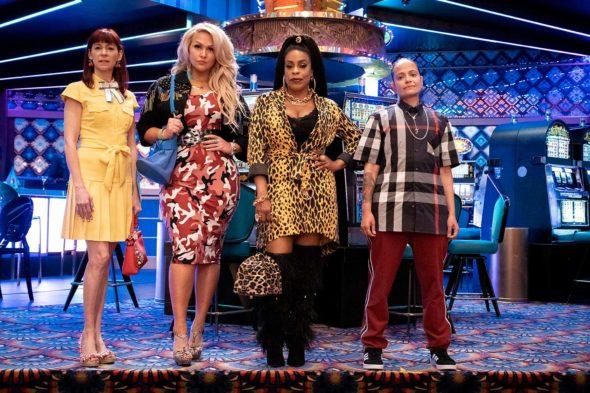 Claws TV show on TNT: season 3 viewer votes (cancel or renew season 4?)