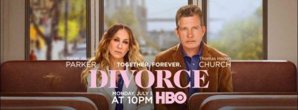 Divorce TV show on HBO: season 3 ratings (canceled renewed season 4?)