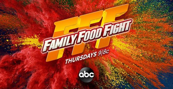 Track the Family Food Fight TV show on ABC: season 1 ratings (canceled or renewed season 2?)