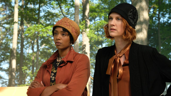 Frankie Drake Mysteries TV show on Ovation: canceled or season 2? (release date); Vulture Watch