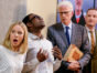 Fourth and final season; ending The Good Place TV show on NBC: ending with season 4 (canceled, no season 5)