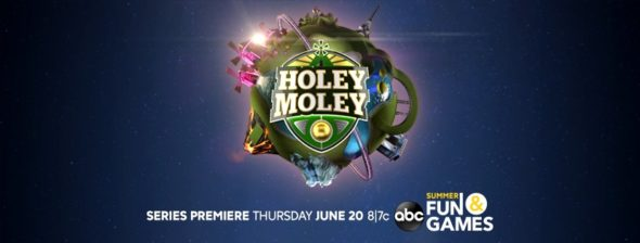 Track the Nielsen ratings; Holey Moley TV show on ABC: season 1 ratings (canceled or renewed season 2?)