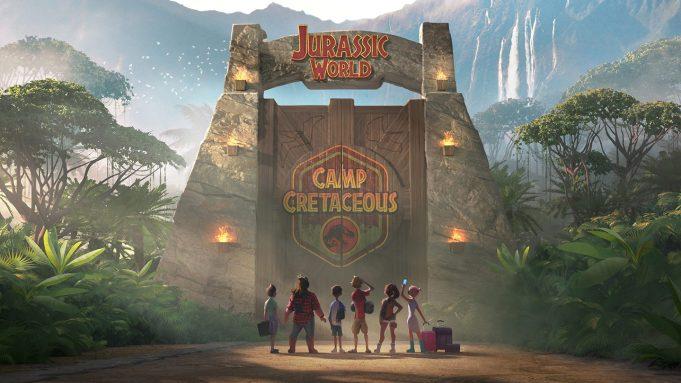 jurassic world  new animated tv show coming to netflix