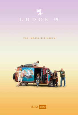 Lodge 49 TV show on AMC: (canceled or renewed?)
