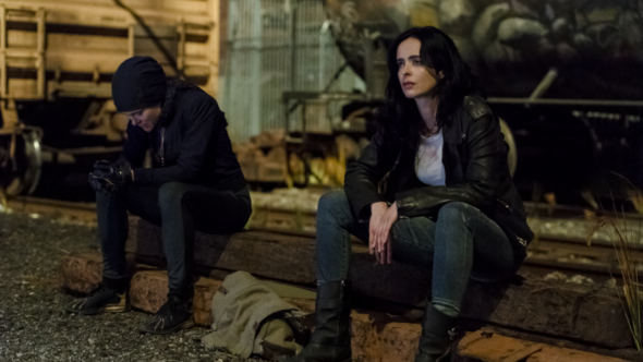 Marvel's Jessica Jones TV show on Netflix viewer votes: canceled, no season 4
