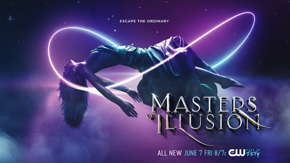Masters of Illusion TV show on The CW: season 9 ratings (canceled or renewed season 10?)