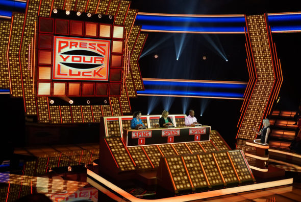 Press Your Luck TV show on ABC: canceled or renewed for another season?