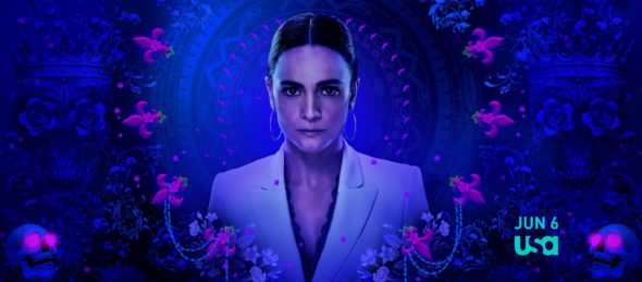 Queen of the South TV show on USA Network: season 4 viewer votes (canceled or renewed season 5?)