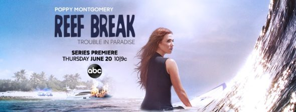 Reef Break TV show on ABC: season 1 ratings (canceled or renewed season 2?)