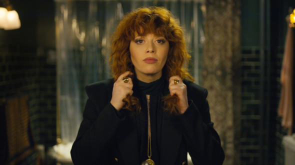Russian Doll TV show on Netflix: (canceled or renewed?)