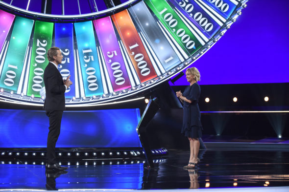 Spin the Wheel TV show on FOX: season 1 viewer votes (cancel or renew season 2?)