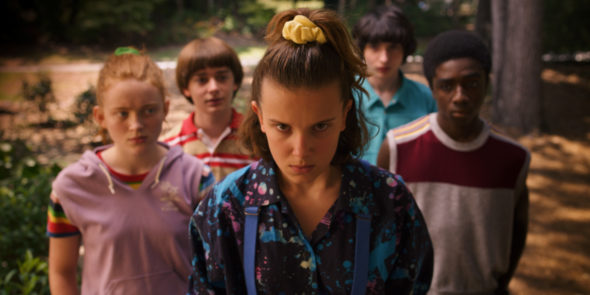 Stranger Things TV show on Netflix: canceled or season 4? (release date); Vulture Watch
