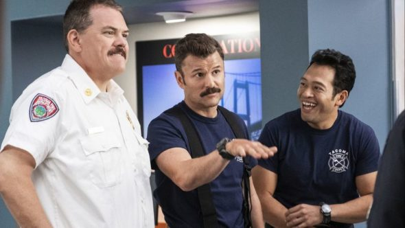 Tacoma FD TV show on truTV renewed for season two; (canceled or renewed?)