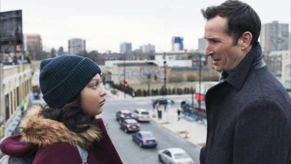 The Red Line TV show on CBS cancelled; no season two