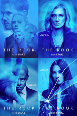 The Rook TV show on Starz: (canceled or renewed?)