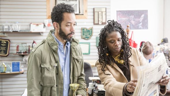 Wyatt Cenac's Problem Areas TV show on HBO; cancelled, no season two