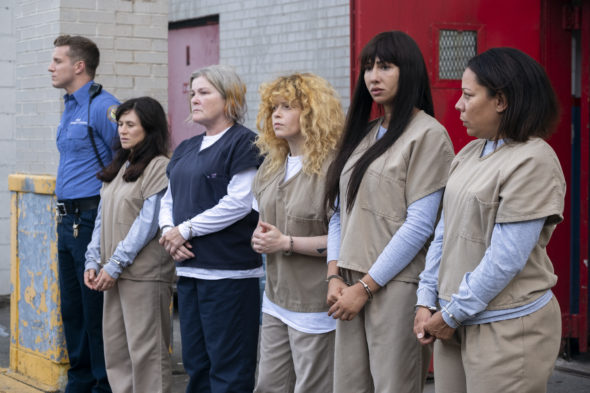 Orange Is the New Black TV show on Netflix: canceled or season 8? (release date); Vulture Watch