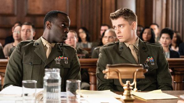The Code TV show on CBS: canceled, no season 2