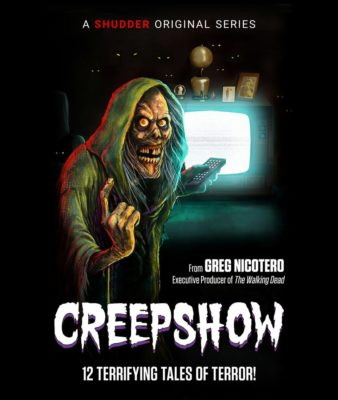 Creepshow TV show on Shudder: (canceled or renewed?)