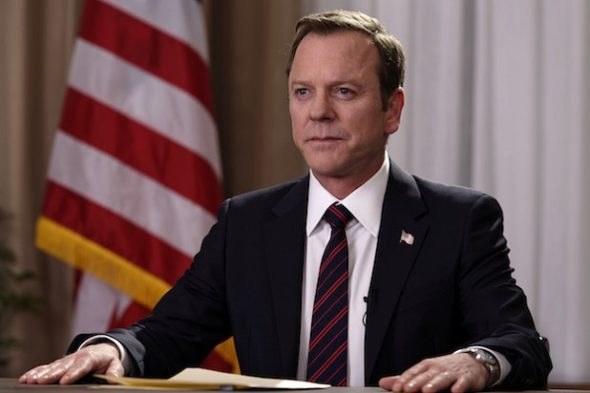 Designated Survivor TV show on Netflix: canceled, no season 4