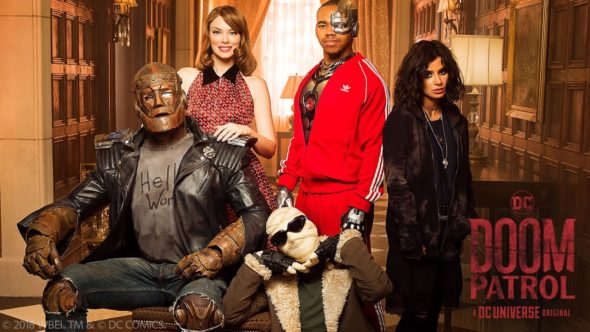 Doom Patrol Season Two Renewal Revealed For Dc Universe Series