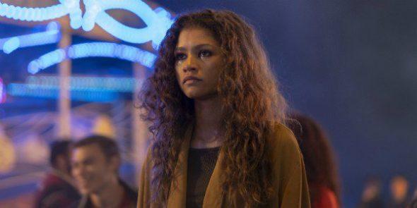 Euphoria TV show on HBO; renewed for season two