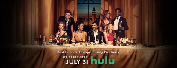 Four Weddings and a Funeral TV show on Hulu: season 1 viewer votes (cancel renew season 2?)