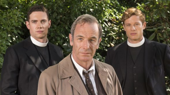Grantchester TV show on ITV renewed for season five; (canceled or renewed?)