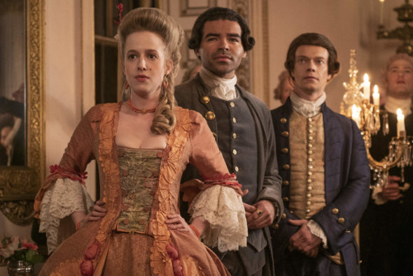 Harlots TV show on Hulu: canceled or season 4? (release date); Vulture Watch