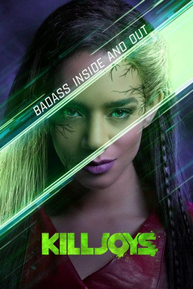 Killjoys TV show on Syfy: Season 5 Viewer Votes (cancel renew season 6?)
