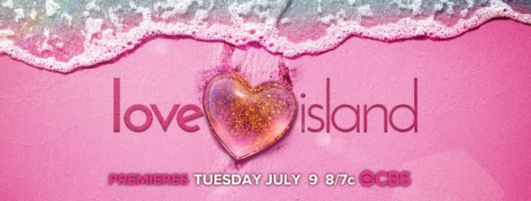 Love Island TV show on CBS: season 1 ratings (canceled renewed season 2?)